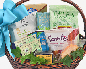 Special diet gift baskets by fancifull gluten free for all gift basket negle Images