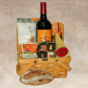 Giving Thanks Gift Basket