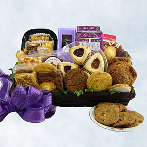 Bakery Tray Deluxe Gift Basket