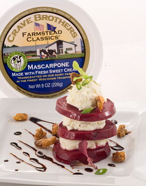 Crave Brothers Farmstead Cheese Mascarpone
