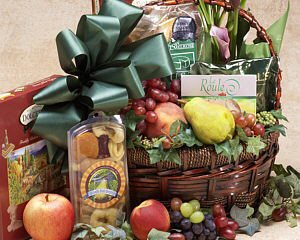 Fancifull gift baskets los angeles hollywood california condolence negle Gallery