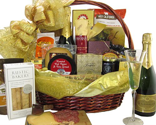 Fancifull gift baskets los angeles hollywood california champagne gift baskets negle Gallery
