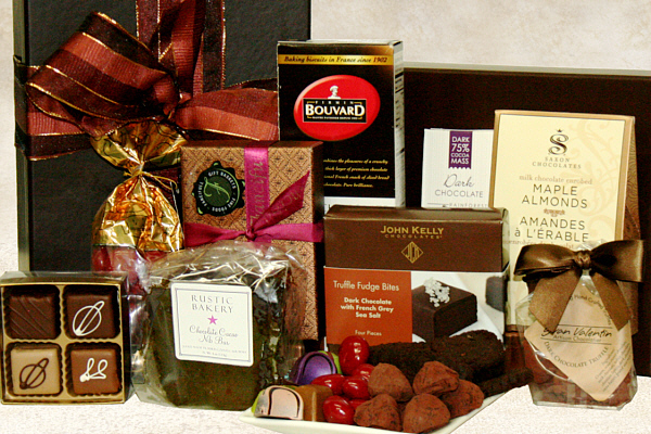 Fancifull gift baskets los angeles hollywood california chocolate gift baskets negle Gallery
