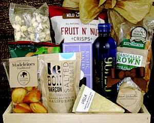Fancifull gift baskets los angeles hollywood california gourmet gift baskets negle Gallery