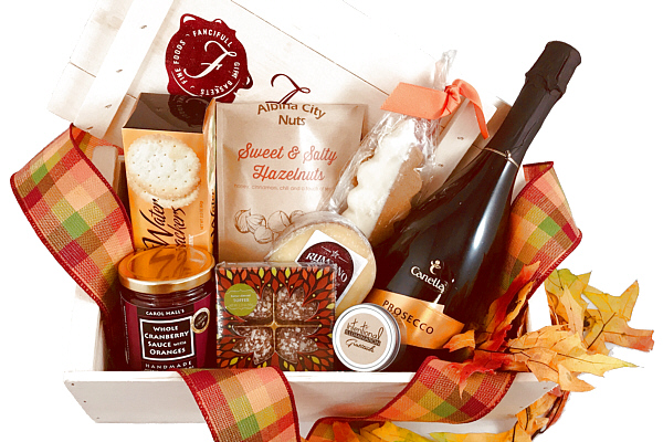 Fancifull gift baskets los angeles hollywood california thanksgiving gift baskets negle Gallery