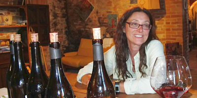 Picture of winemaker Chiara Boschis
