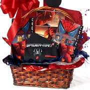 Baskets created for Spider Man 2